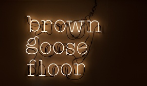 Brown Goose Floor